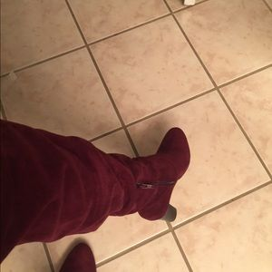 Shoes - ❤️New over the knee boots.